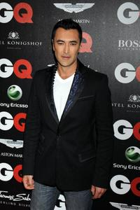 Mehmet Kurtulus at the 2008 GQ Men of the Year Award.