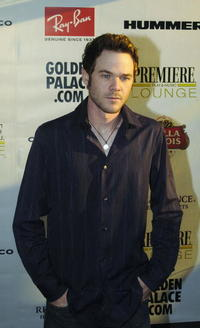 Shawn Ashmore at the 30th Annual Toronto International Film Festival.