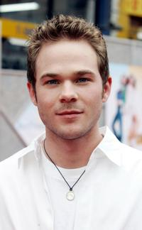 Shawn Ashmore at the premiere of
