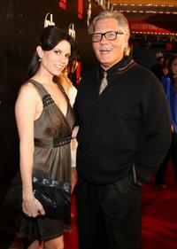 Leah Cairns and William Forsythe at the world premiere of