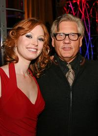 Alicia Witt and William Forsythe at the after party of the word premiere of