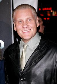 William Forsythe at the New York premiere of