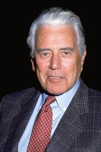 An Undated File Photo of Actor John Forsythe.