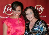 Judy Reyes and Marlene Forte at the world premiere of
