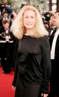 Brigitte Fossey at the screening of