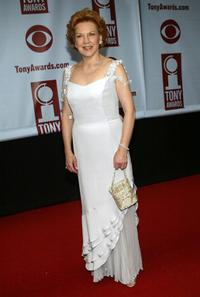 Beth Fowler at the 58th Annual Tony Awards.