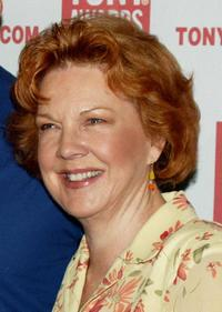 Beth Fowler at the 2004 Tony Awards Nominees Press Reception.