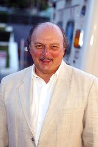 Dennis Franz at the NYPD Blue's 200th episode celebration.