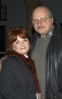Dennis Franz and wife Joanie Zeck at the Santa Barbara Film Festival's Closing Night World Premiere of