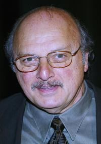 Dennis Franz at the NYPD season twelve wrap party.