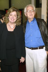 Hunter Freberg and Stan Freberg at the screening of