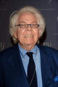 Stan Freberg at the Hollywood Radio and Television Society Cable Chiefs Newsmaker Luncheon.