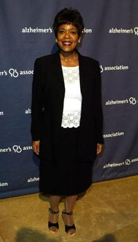 Yvette Freeman at the Alzheimer's Association's 12th Annual