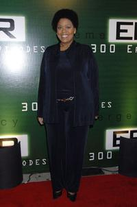 Yvette Freeman at the celebration for the 300th episode of
