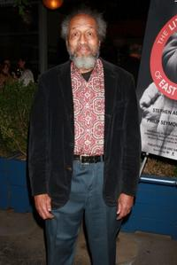 Arthur French at the opening night party of the world premiere of