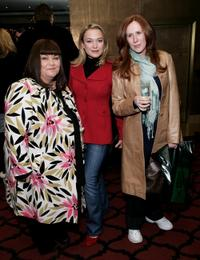 Dawn French, Sophia Myles and Catherine Tate at the gala screening of