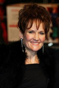 Lorraine Ashbourne at the world premiere of