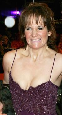Lorraine Ashbourne at the Orange British Academy Film Awards (BAFTAs).