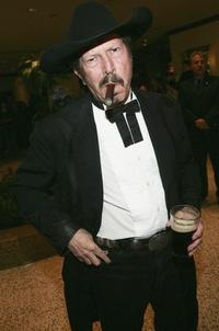 Kinky Friedman at the White House Correspondents' Dinner.