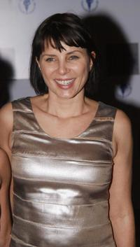 Sadie Frost at the British Lawrence Olivier Theatre Awards.