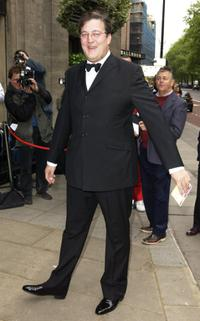 Stephen Fry at the Sony Radio Awards.