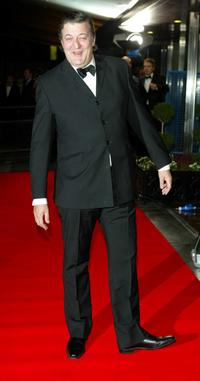 Stephen Fry at the Variety Club Showbiz Awards.