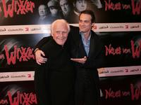 Joachim Fuchsberger and Ralf Bauer at the premiere of