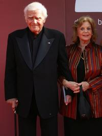Joachim Fuchsberger and wife Gundel Fuchsberger at the