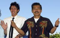 Joe Odagiri and Tatsuya Fuji at the photocall of