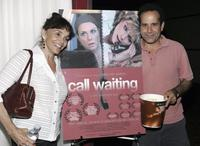 Brooke Adams and Tony Shaloub at the premiere of