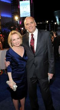 Debra Jo Rupp and Kurt Fuller at the 2011 People's Choice Awards.