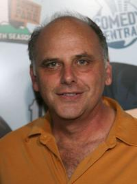 Kurt Fuller at the Comedy Central celebration of South Park's 10th Year.