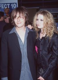 Edward Furlong and his girlfriend Natasha Lyonne at the premiere of