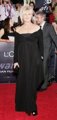 Deborrah-Lee Furness at the L'Oreal Paris 2006 AFI Awards.