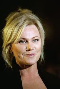 Deborrah-Lee Furness at the Australian premiere of