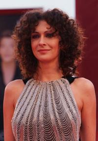 Kseniya Rappoport at the Closing Ceremony during the 66th Venice Film Festival.