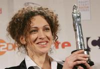 Kseniya Rappoport at the European Film Awards.