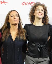 Maria Sole Tognazzi and Kseniya Rappoport at the photocall of