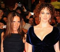 Maria Sole Tognazzi and Kseniya Rappoport at the premiere of