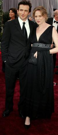 Dan Futterman and wife Anya Epstein 78th Annual Academy Awards.
