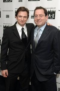 Dan Futterman and Tom Fontana at the 58th annual Writers Guild of America awards ceremony.