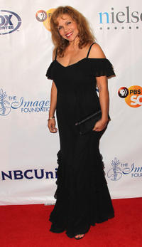 Jenny Gago at the 26th Annual Imagen Awards Gala in California.