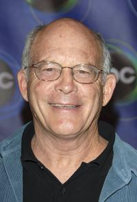 Max Gail at the ABC Winter Press Tour All Star Party.