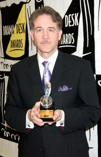 Boyd Gaines at the 53rd annual Drama Desk awards.