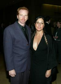 Courtney Gains and guest at the 53rd Annual ACE Eddie Awards.