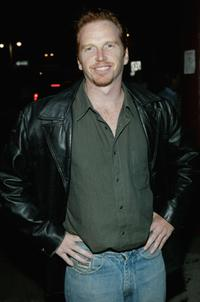 Courtney Gains at the grand opening of Drake's Venice restaurant.