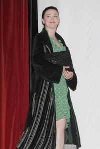 Bronagh Gallagher at the 17th Dinard British Film Festival.