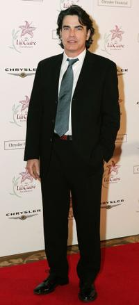 Peter Gallagher at The Lili Claire Foundation's 7th Annual Benefit Gala.