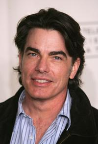 Peter Gallagher at The Academy of Arts and Sciences presents the