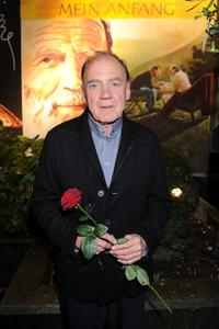 Bruno Ganz at the premiere of